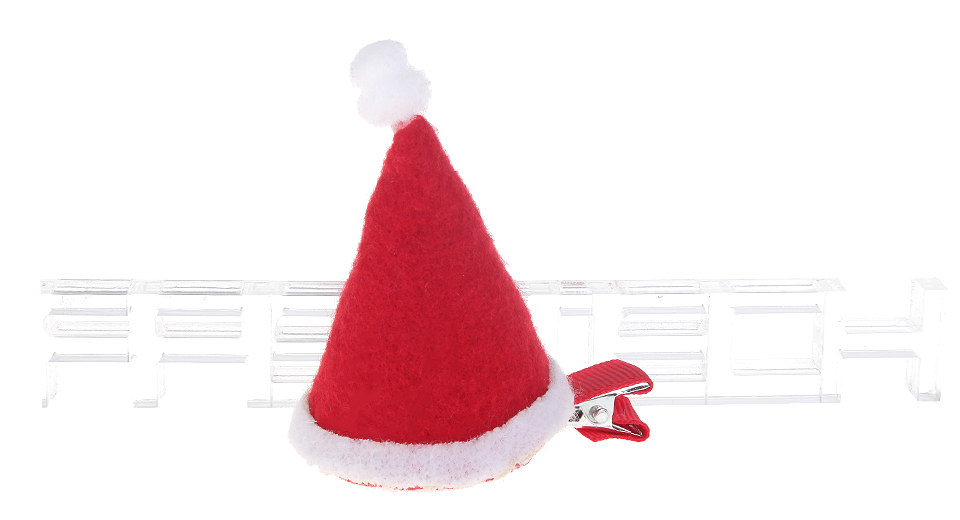 Christmas Decoration Hair Clip Hairpin for Kids, Style A