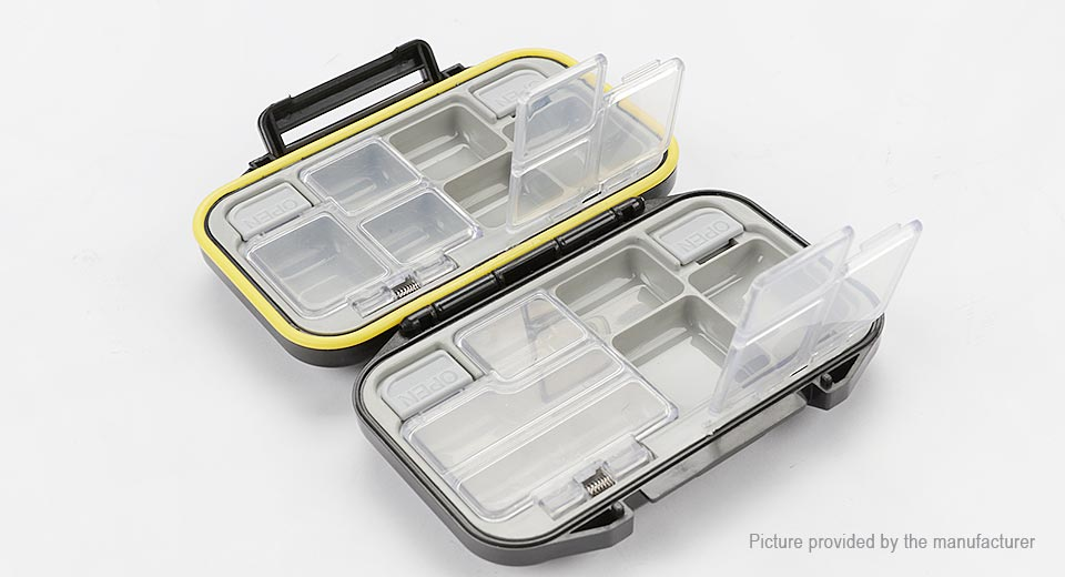 Multi-functional Fishing Gadgets Storage Case Box