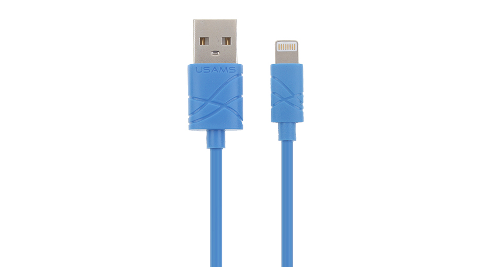 Product Image: usams-u-gee-series-8-pin-to-usb-2-0-data-sync