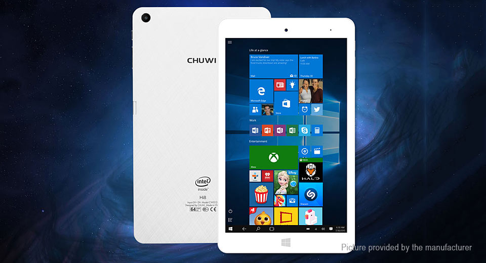 "CHUWI Hi8 Pro 8"" IPS Quad-Core Tablet PC (32GB/EU)"