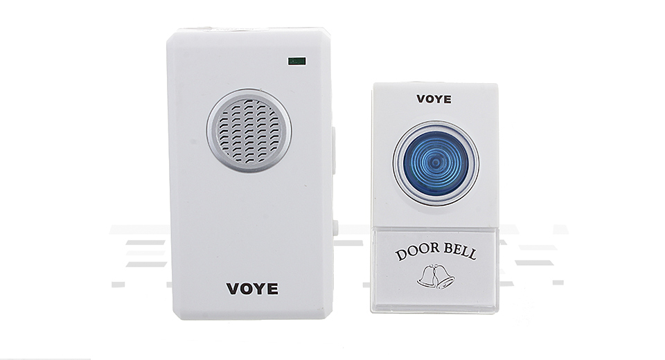 VOYE V002A AC Wireless Doorbell Alarm