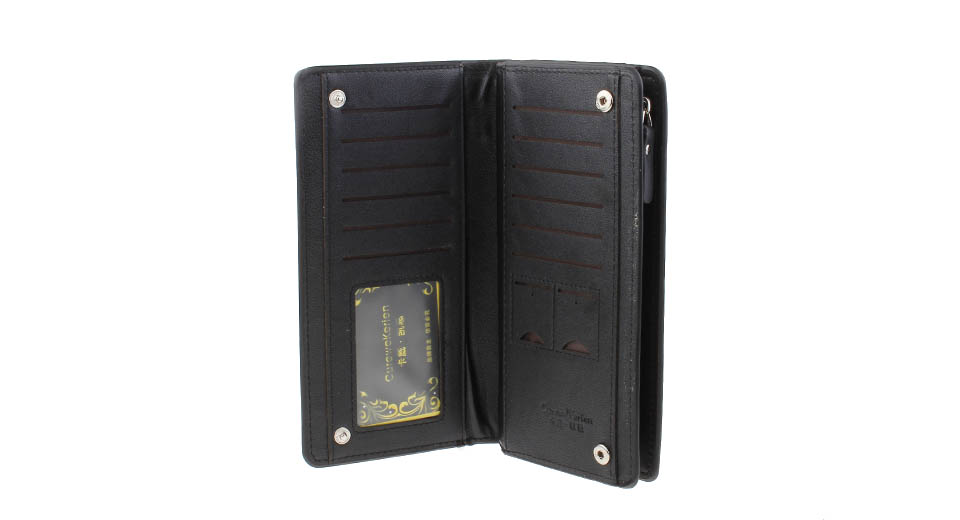 """authentic / for cell phones within 5.5"""" / 12 card slots + 1 photo slot + 3 cash slot + 1 cellphone slot + 1 zipper pocket + 2 memory card slot #purse"""