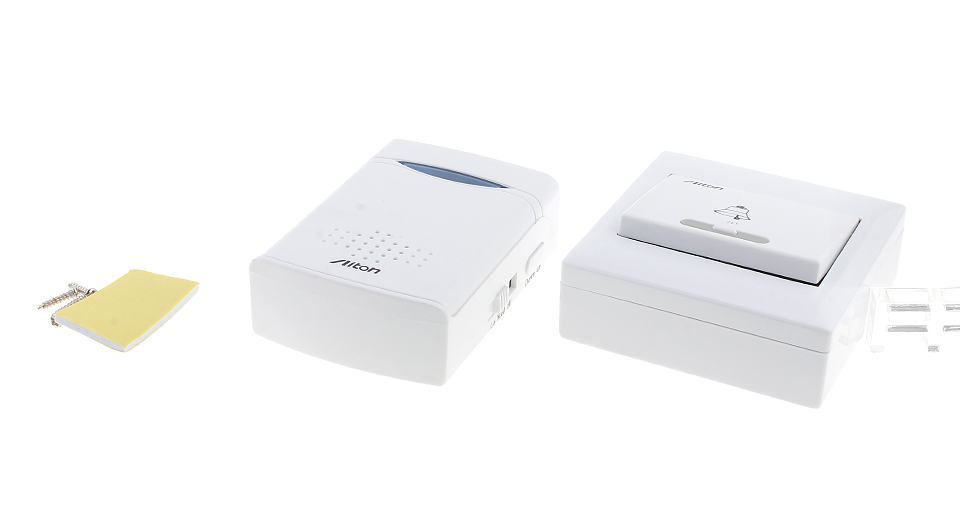 VOYE V006C AC Wireless Doorbell Alarm