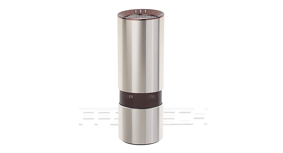 JC-802 Negative Ion Anion Mini Smart Air Purifier Cleaner
