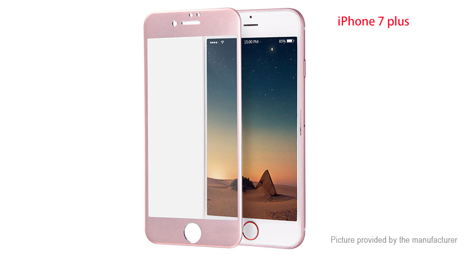 Hat.Prince 3D Tempered Glass Screen Protector for iPhone 7 Plus