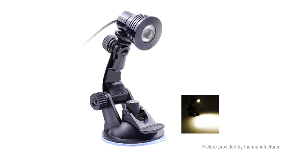 Flexible USB LED Desk Lamp