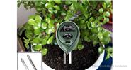 Buy 3-in-1 Multi-Function Plant Flowers Soil PH Tester / Moisture / Light Meter Style B, Green for $7.25 in Fasttech store