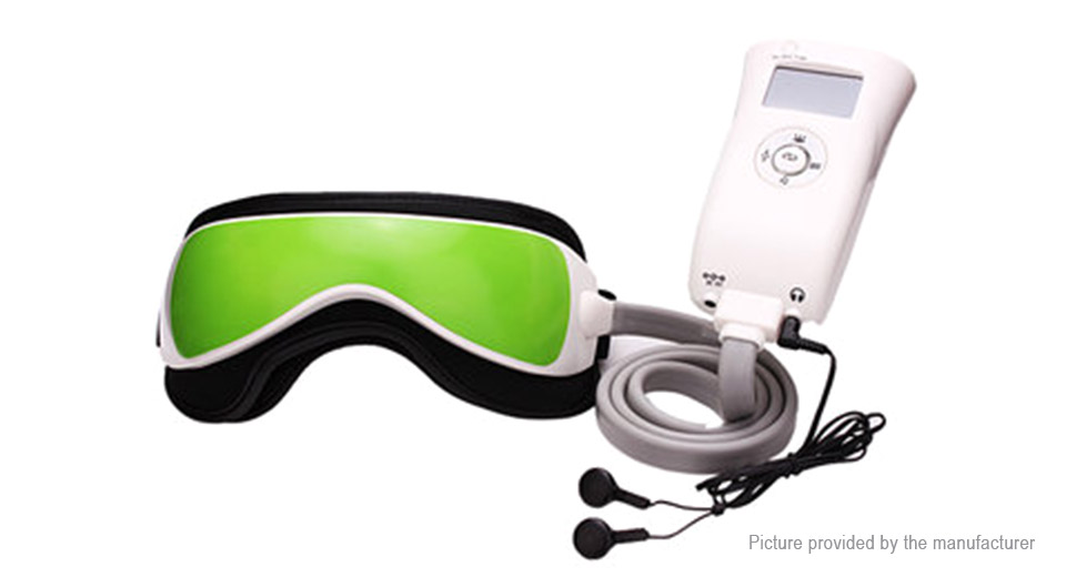 HQ-365 Microcomputer Control Electric Magnetic Eye Care Massager (US)