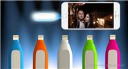 Portable 8-pin Selfie LED Fill Light for iPhone