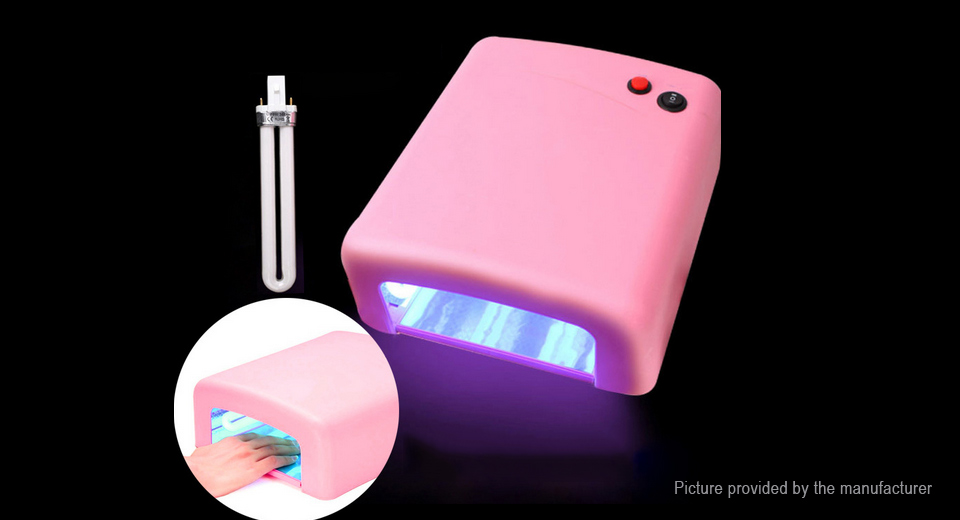 Image of 36W UV Curing Lamp Nail Gel Polish Dryer