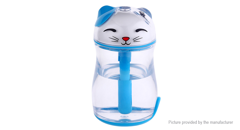 Product Image: lucky-cat-styled-2-in-1-usb-mini-air-humidifier