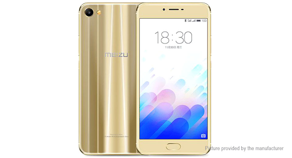 Product Image: authentic-meizu-meilan-x-5-5-lte-smartphone-32gb