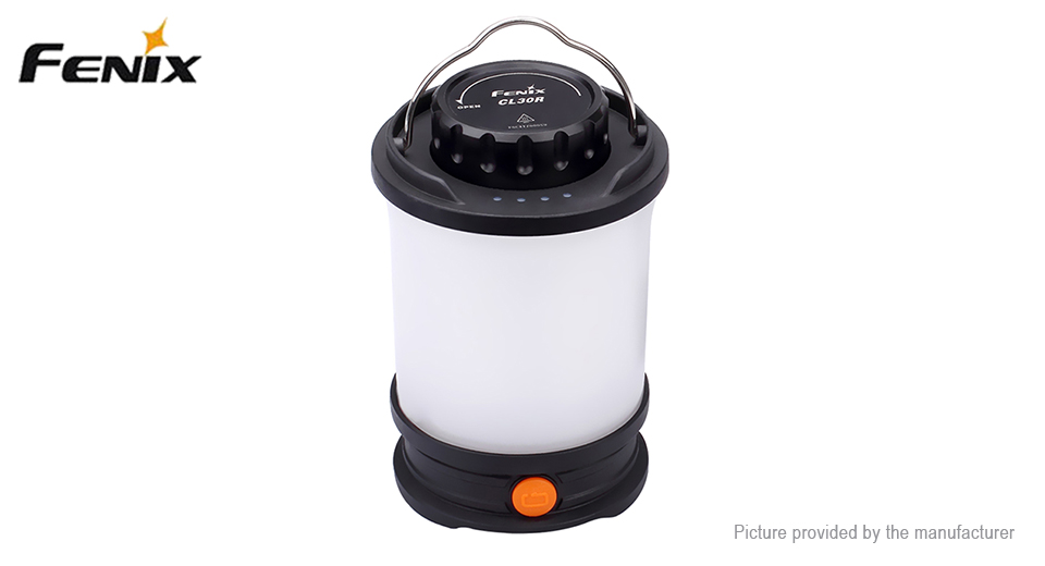 Authentic Fenix CL30R LED Camping Lantern