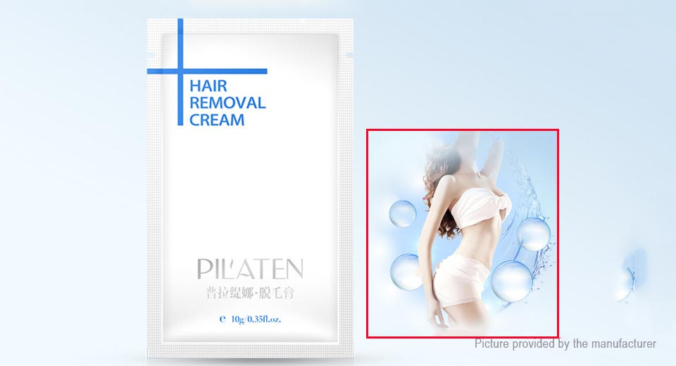 Authentic Pilaten Hair Remover Cream (10g)