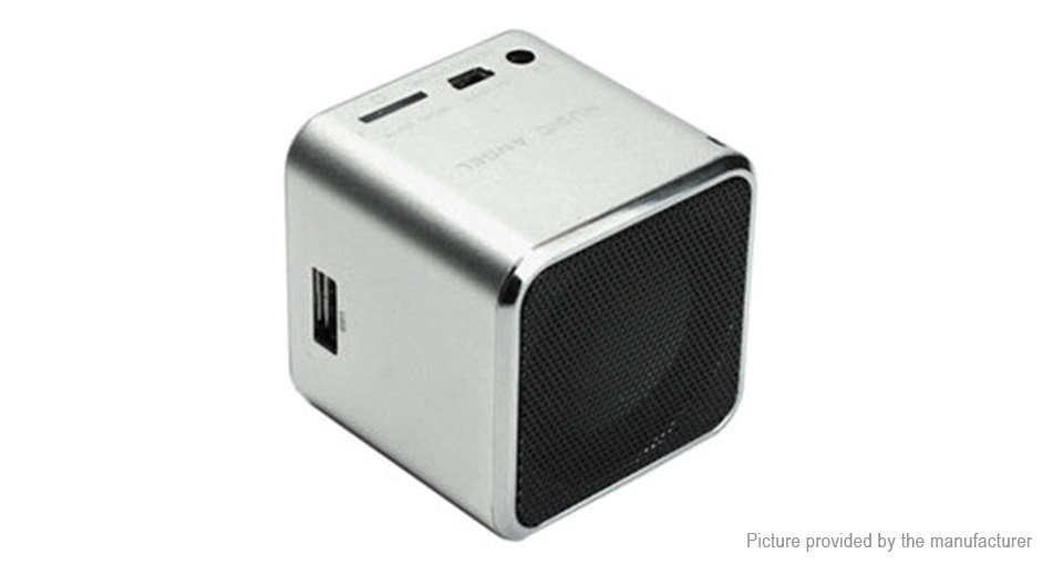 MD07U Rechargeable Mini Stereo Speaker
