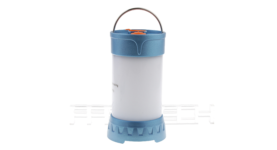 2-LED 5-Mode 680LM Outdoor Camping Lantern