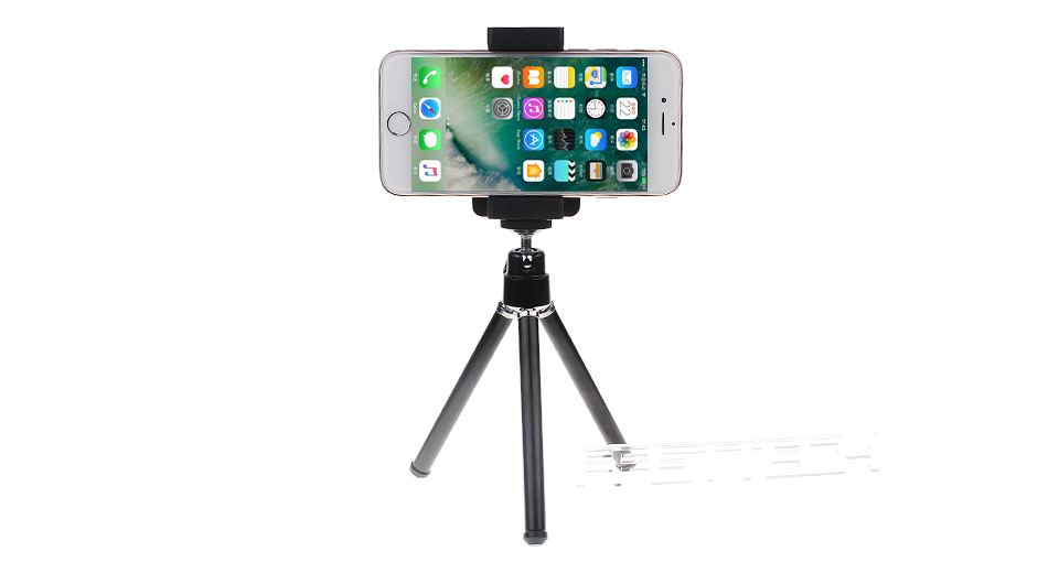 Universal Tripod Mount Cell Phone Holder Stand
