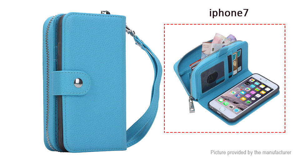 Product Image: detachable-pu-pc-protective-wallet-case-cover-for