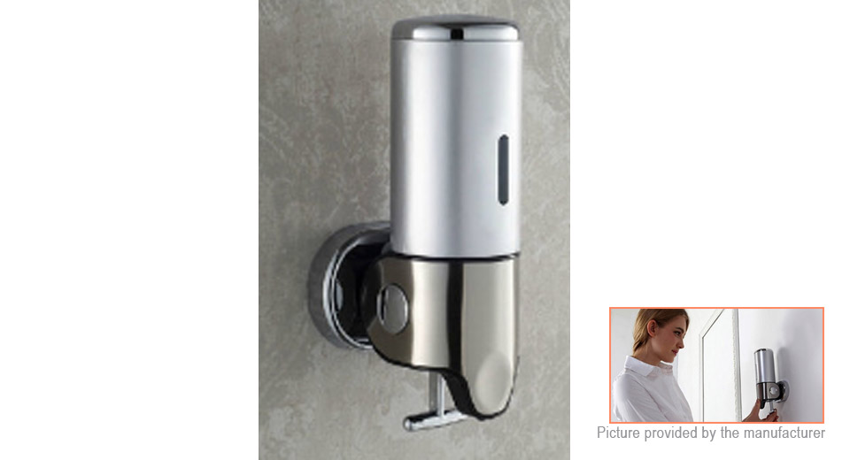 Product Image: wall-mounted-manual-liquid-soap-dispenser