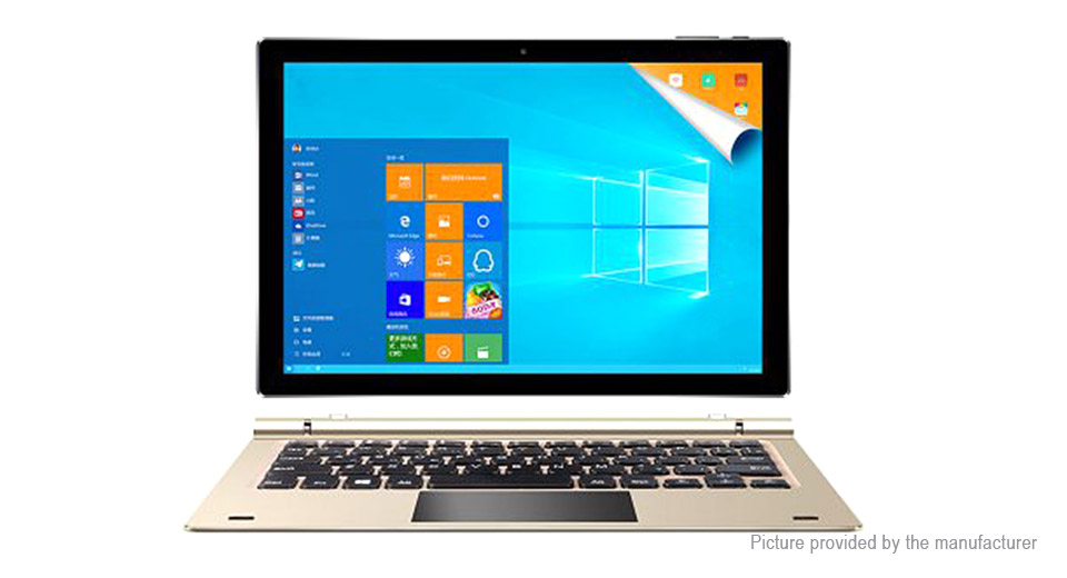 Authentic Teclast Tbook 10 S 10.1 inch IPS Quad-Core Tablet PC (64GB/EU) S,4GB/64GB,Gold,EU,Win10 Home(dual OS)