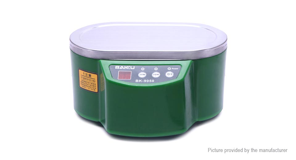 BAKU BK-9050 Dual Power Ultrasonic Cleaner