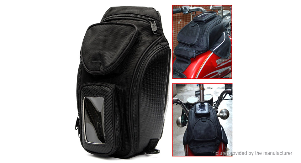 Motorcycle Oil Fuel Tank Waterproof Storage Bag
