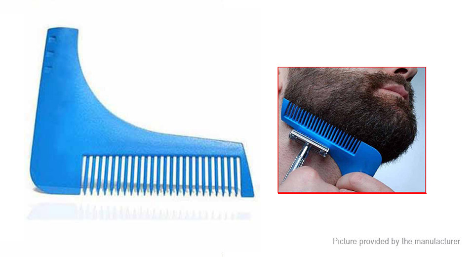 Beard Shaping Trim Template Styling Comb Tool