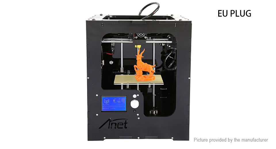 Product Image: authentic-anet-a3-lcd12864-acrylic-frame