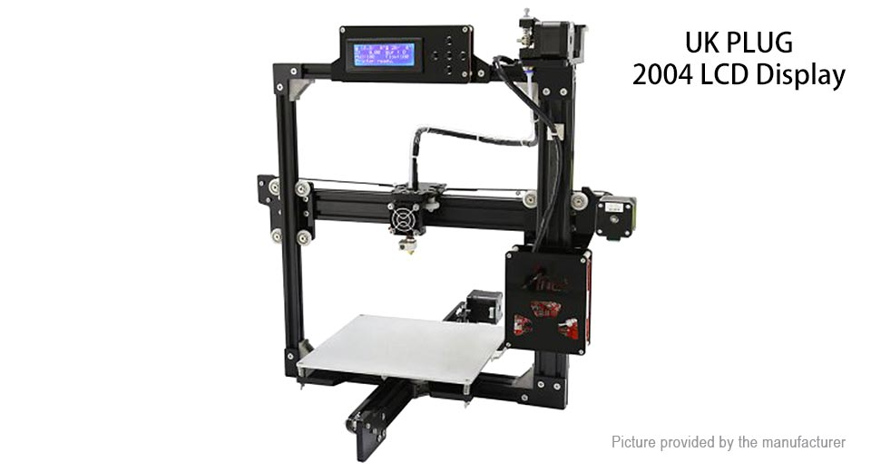 Product Image: authentic-anet-a2-lcd2004-aluminum-metal-3d