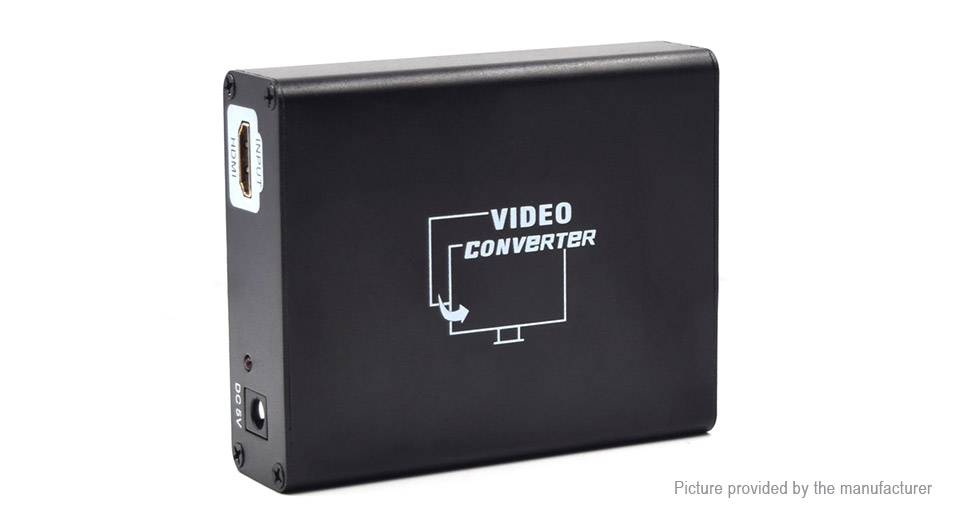 HDMI to SCART Video Converter Adapter (US)