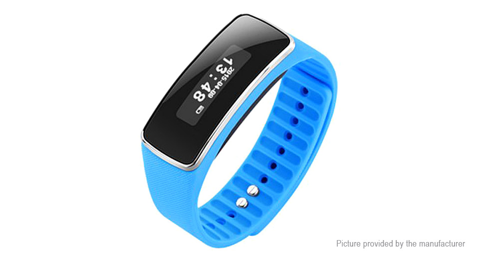 "V5S 1"" OLED Bluetooth V4.0 Smart Wristband Bracelet"