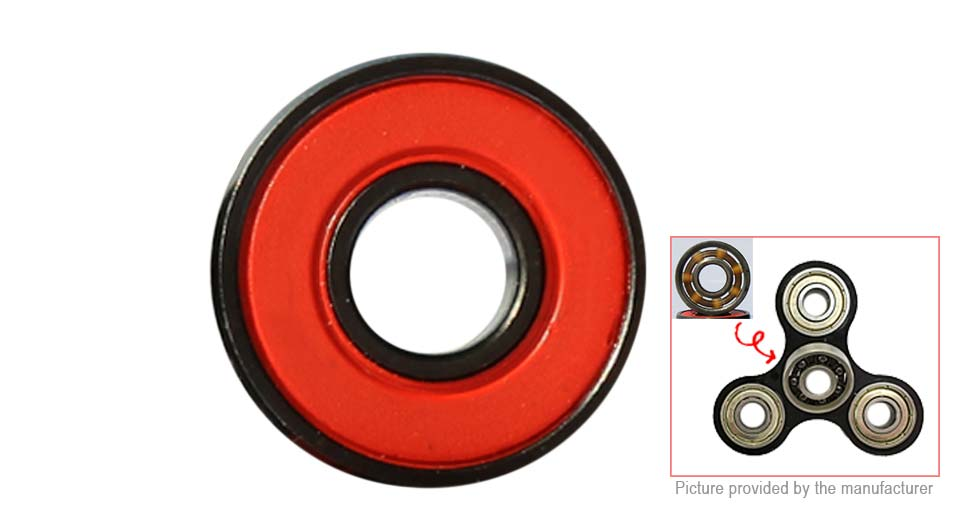 how to clean bearings for fidget spinner
