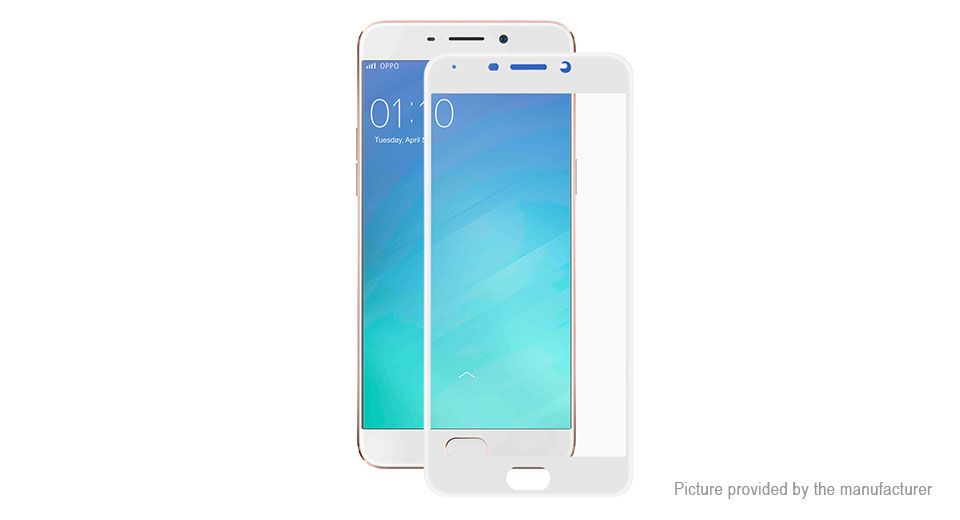 Hat.Prince 3D Tempered Glass Screen Protector for OPPO R9 Plus