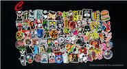 Buy Car Motorcycle Bicycle Skateboard Laptop Luggage Decal Stickers (100 Pieces) Style C, 100 Pieces