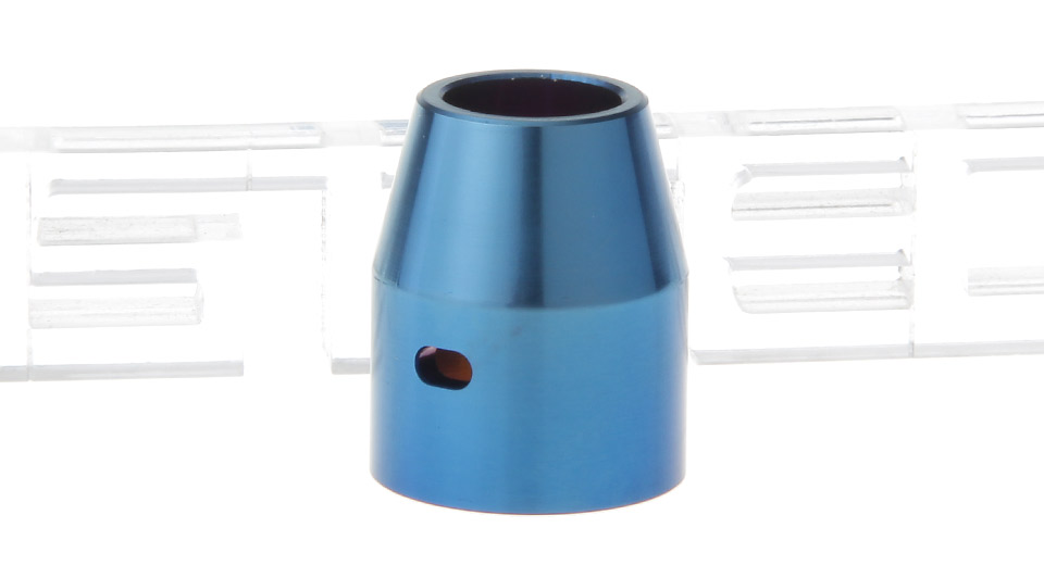 Replacement Stainless Steel Cap for Comp Lyfe Battle RDA Atomizer