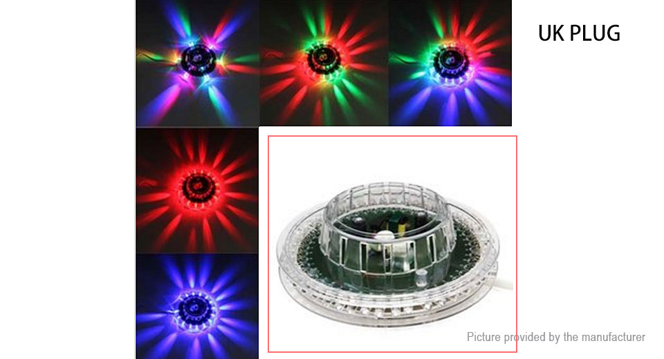Product Image: rotating-sunflower-styled-sound-activated-rgb-led