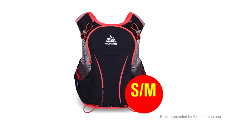 Image of AONIJIE 5L Outdoor Sports Running Vest Backpack Hydration Pack (Size S/M)