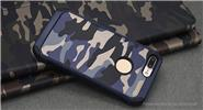 NXCASE Camouflage Dual Layers Protective Back Case Cover for iPhone 7 Plus