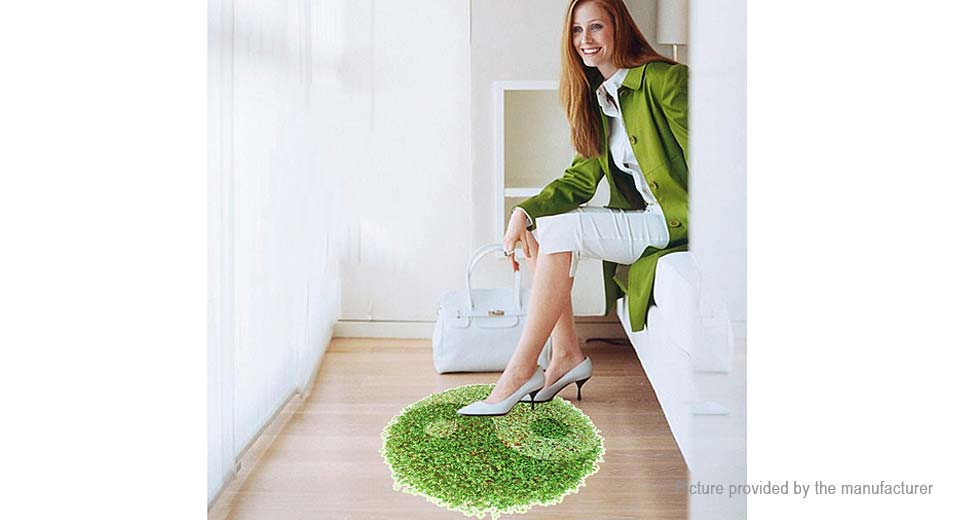 Tai Chi Grass Styled Removable Wall Floor Sticker Home Decor