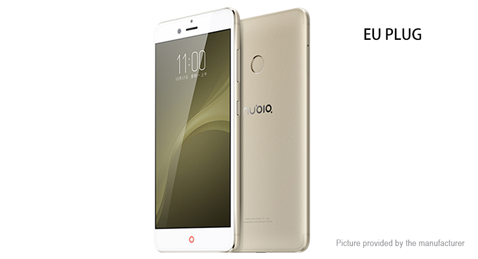 "Authentic ZTE Nubia Z11 miniS 5.2"" LTE Smartphone (64GB/EU)"