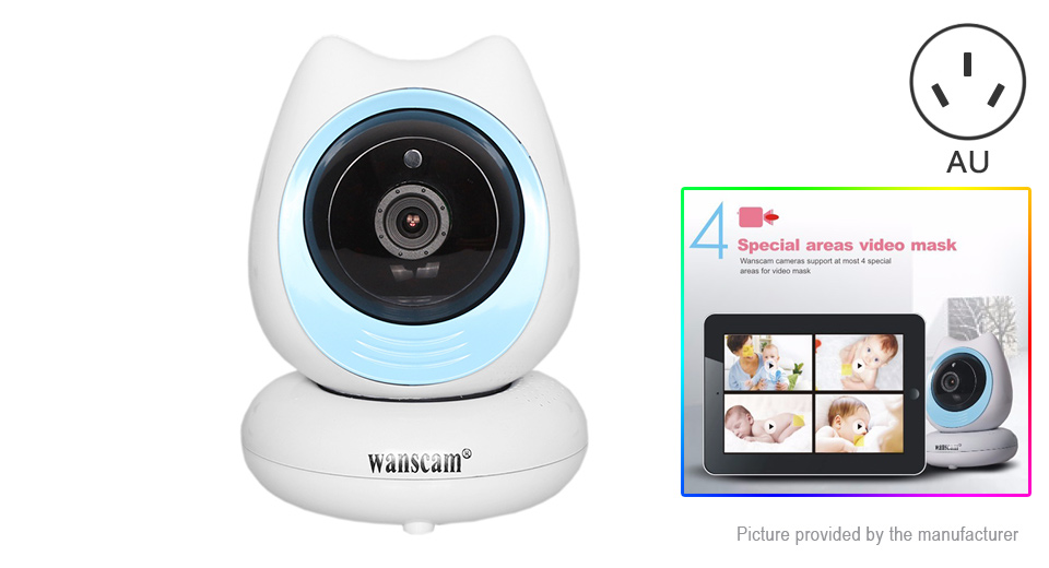 Product Image: wanscam-hw0048-720p-wifi-indoor-security-ip