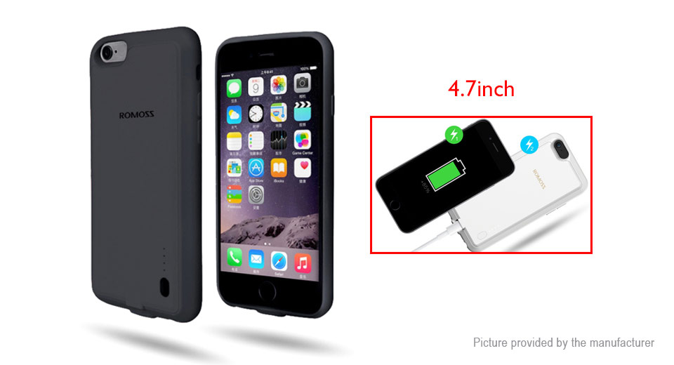 Product Image: romoss-external-battery-protective-case-for