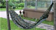 Authentic AOTU AT6739 Outdoor Camping 2-Person Canvas Hammock Swing Bed