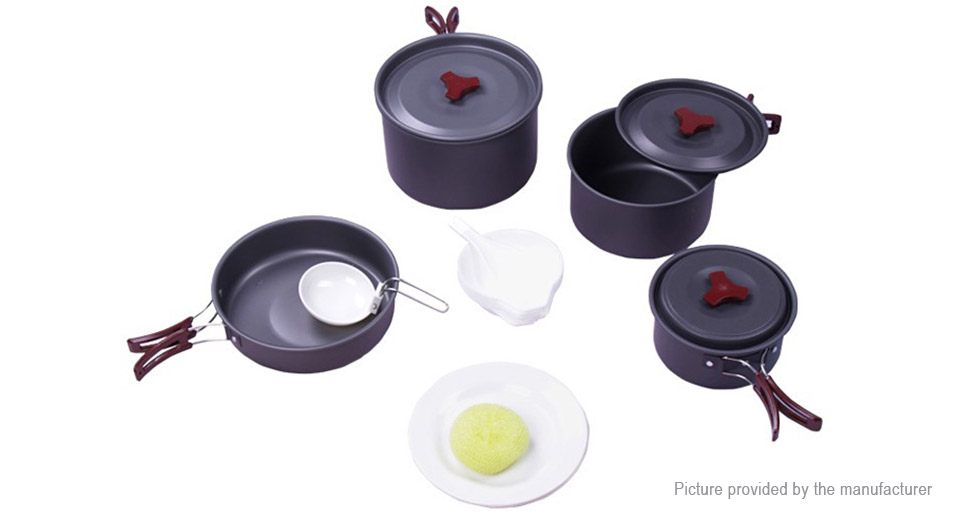 Authentic AOTU AL500 Outdoor Cookware Set