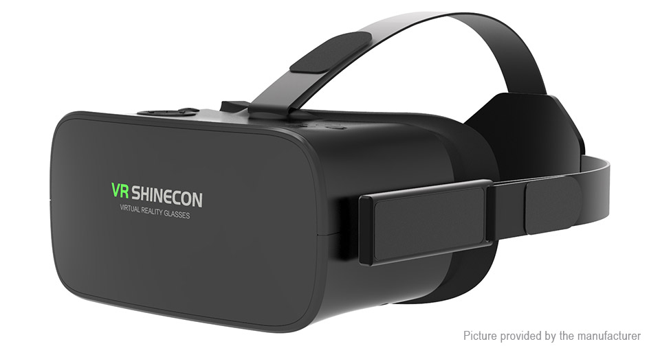 VR SHINECON AIO-2 All-in-one Virtual Reality VR Headset 3D Goggles