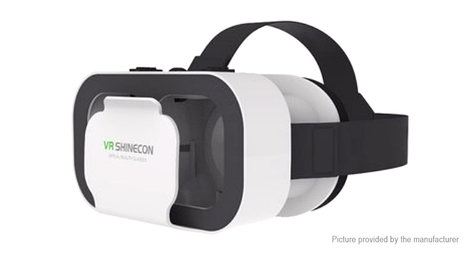 VR SHINECON V Virtual Reality VR Headset 3D Goggles