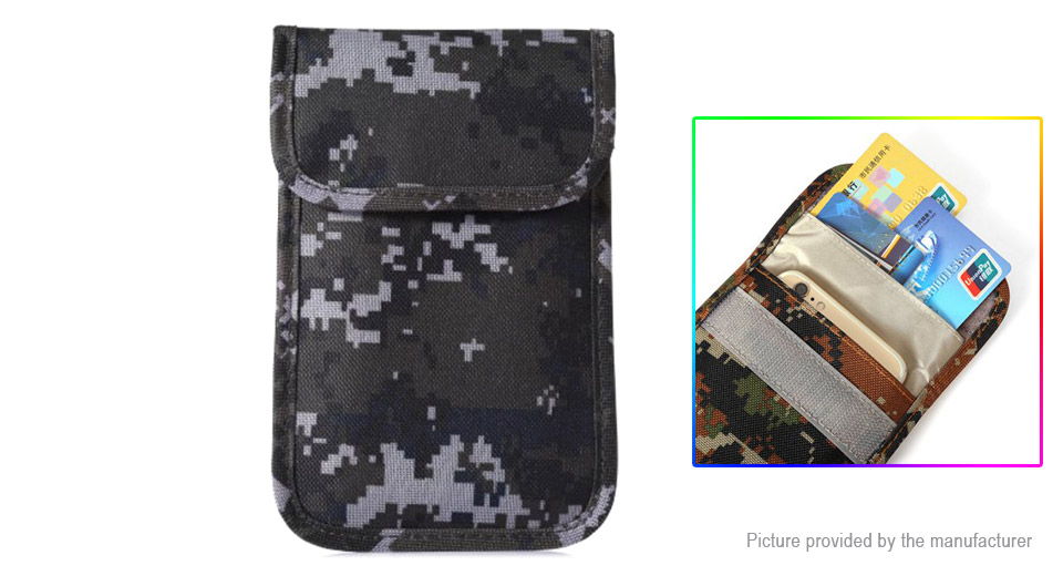 Product Image: kelima-camouflage-signal-shielding-bag-pouch