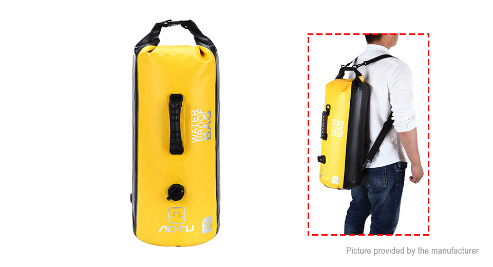 Image of Authentic AOTU AT6615 Inflatable Large Capacity Waterproof Backpack