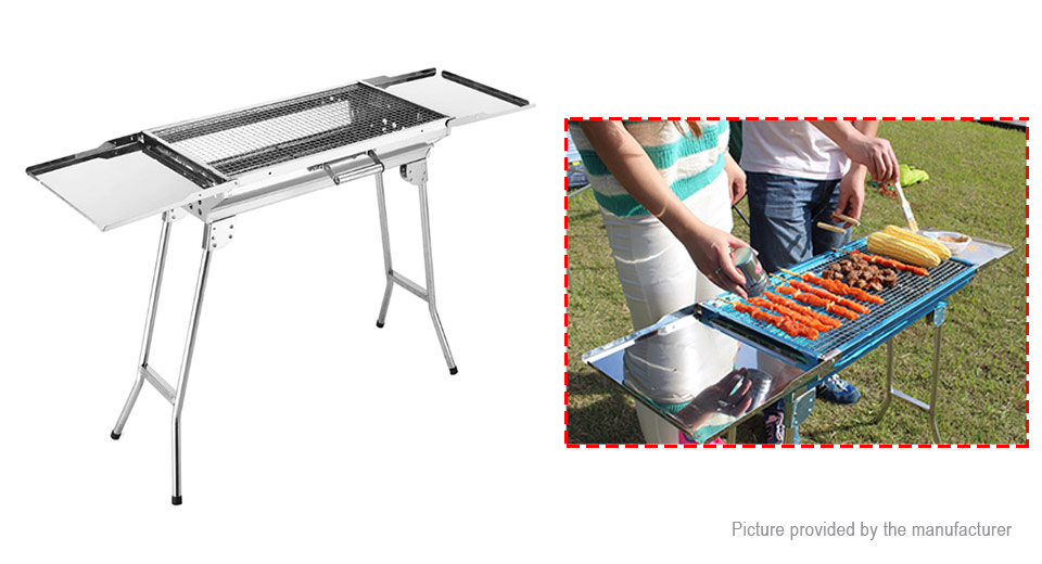 Authentic AOTU AT6379 Thickened Large Barbecue Stove