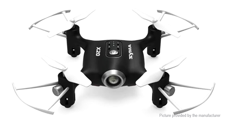 Authentic SYMA X20 Pocket R/C Quadcopter